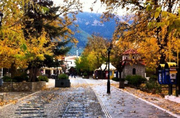 Καλάβρυτα Αχαΐας-Η πανέμορφη κωμόπολη της Ορεινής Ελλάδας